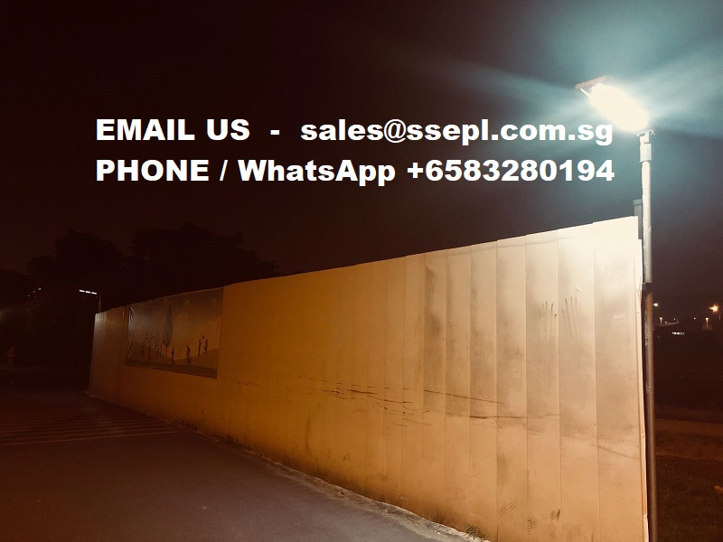 Hoarding Singapore Specialized Engineering Pte Ltd