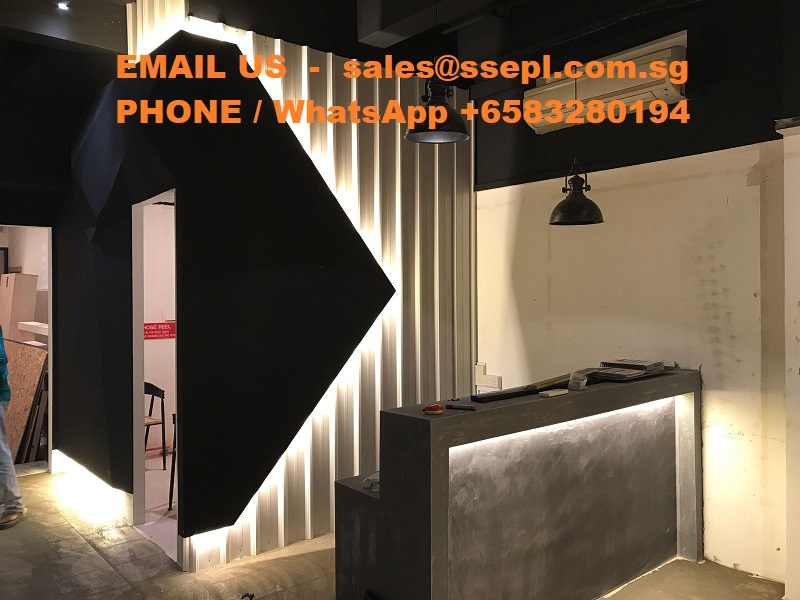 Construction Fence Singapore Specialized Engineering Pte Ltd